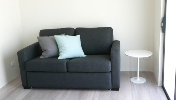 Black01 bedroom 3 – Sofa opens out to double bed