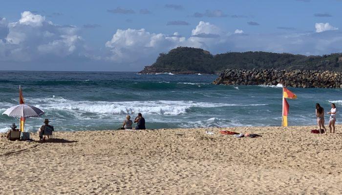Grants Beach (also known as North Haven Beach)