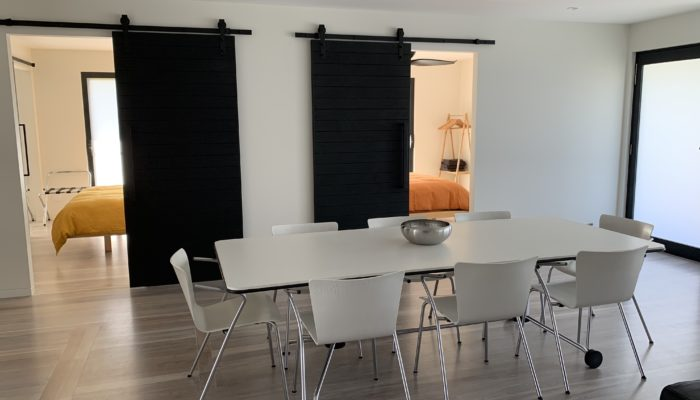 Black01 dining area